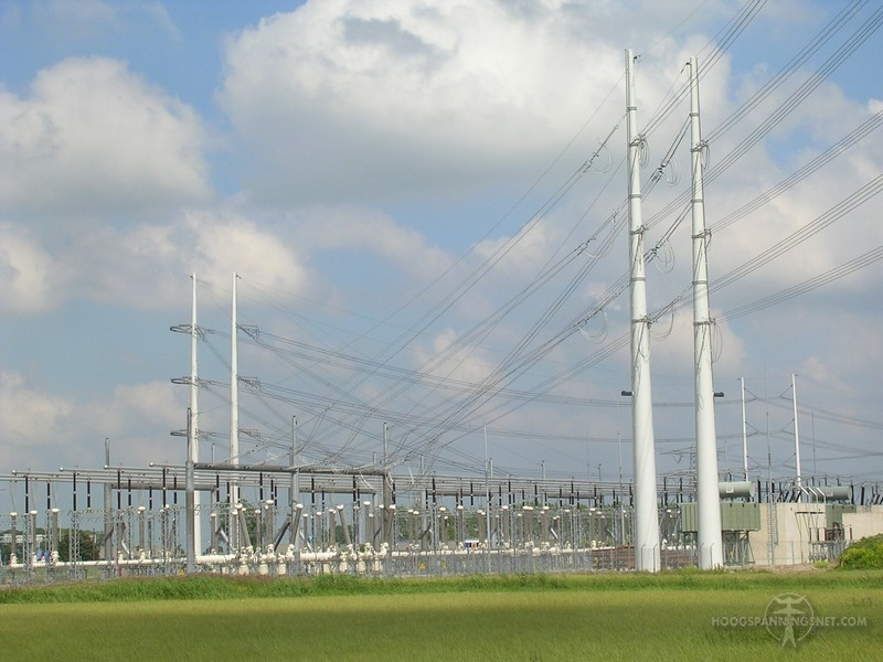 Trafostation Bleiswijk is niet beschermd tegen hoogwater