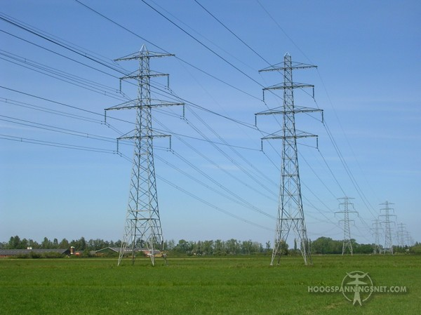 150 kV-tonmasten
