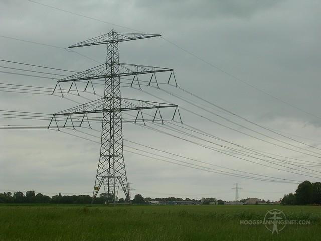 Twee-evenmast in Groningen