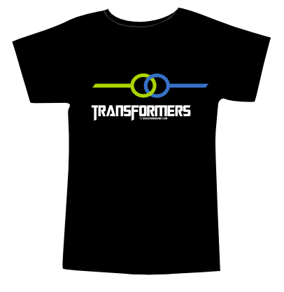 T-shirtopdruk Transformers