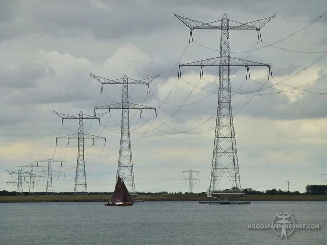 Blik op de huidige Ketelmeerkruising. Foto door forumlid Michel