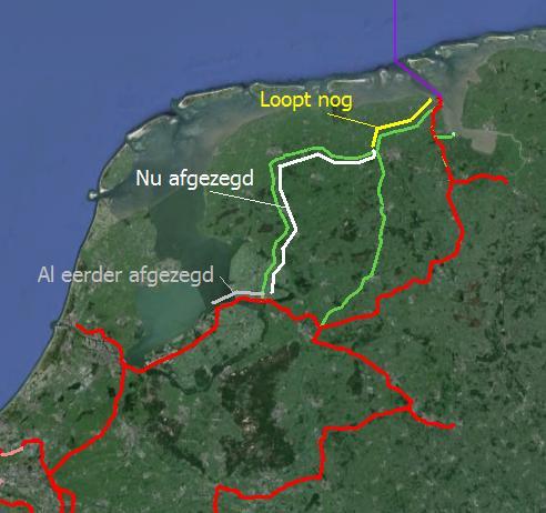 Afgezegd deel van Noordwest-380