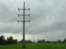 Buis-hoekmast 110 kV