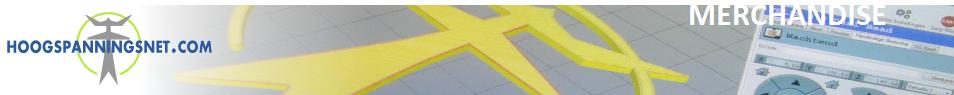 Hoogspanningsnet.com - Hoogspanningsmerchandisatie op het net