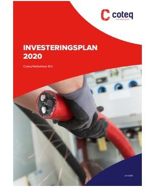 Investeringsplan Coteq 2020
