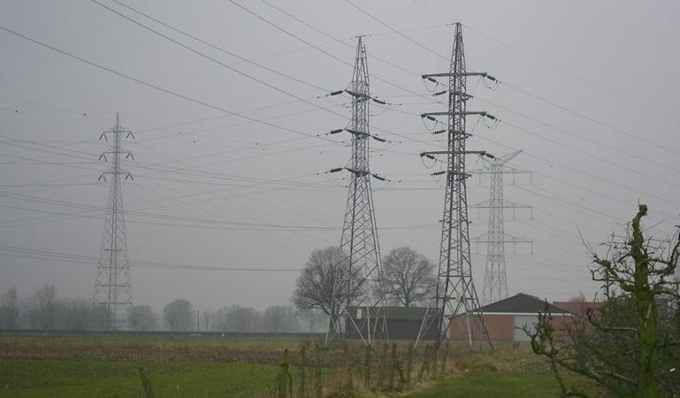 Dubbelvlagmasten voor 70 kV