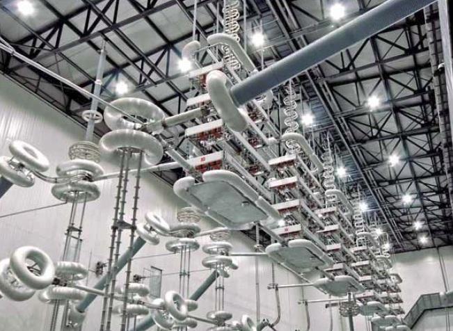 HVDC-converters zien er erg futuristisch uit