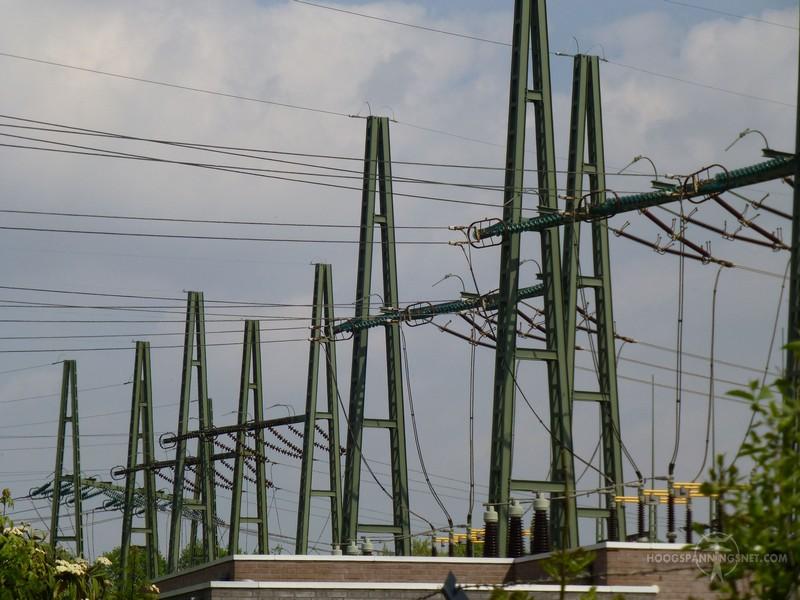 Stijgjukken voor 150 kV in Limburg