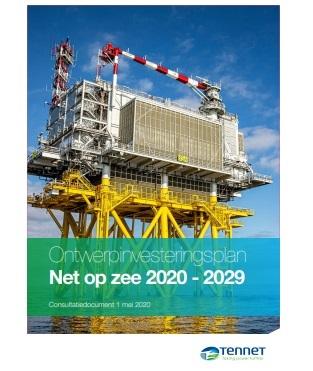 Investeringsplan Tennet Net op Zee 2020-2030