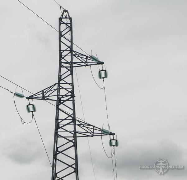 Franse 90 kV driehoeksmast