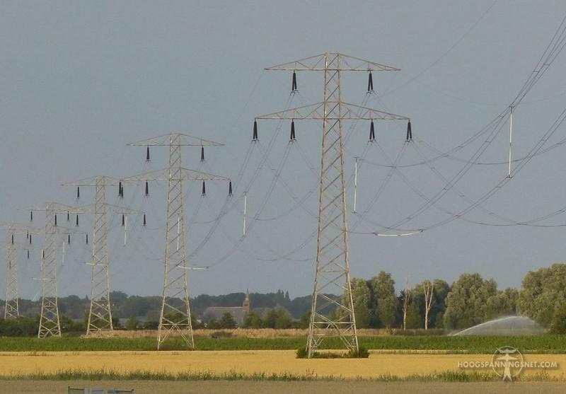 Tussenfase-afstandhouders in Zeeland