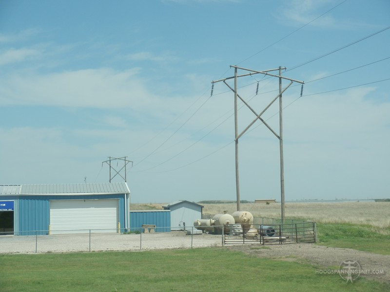 115 kV-lijn in Nebraska